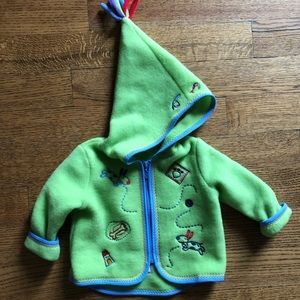 Hanna Andersson Gnome Hoodie